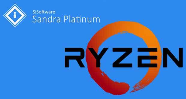 Le Ryzen 5 2600 - SiSoftware Official Live Ranker