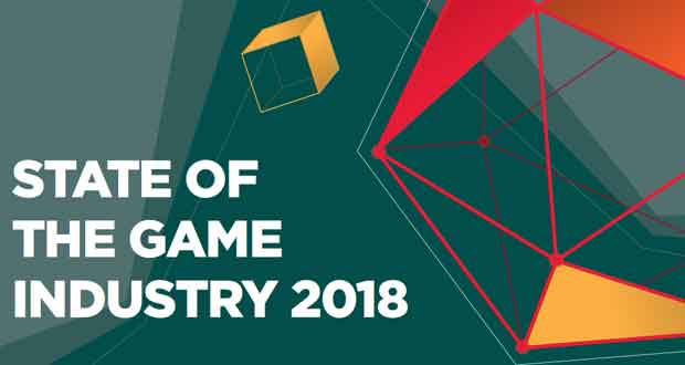 Rapport – State of The Game Industry 2018