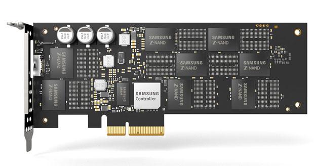 SZ985 Z-SSD de Samsung