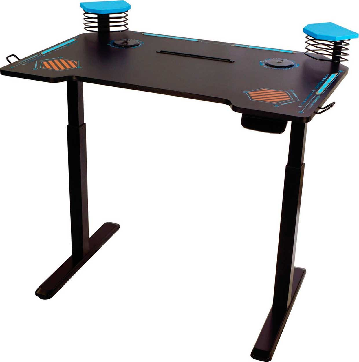 bureau gamer viper 3000 d atlantic ginjfo. Black Bedroom Furniture Sets. Home Design Ideas