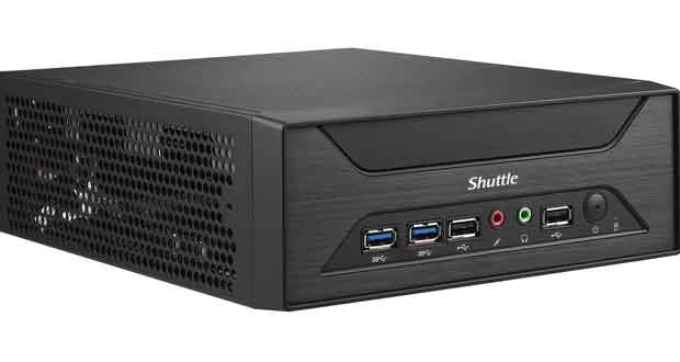XPC Slim XH270 de Shuttle