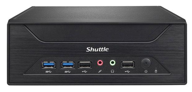XPC Slim XH270 de Shuttle