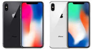 iPhone X d'Apple