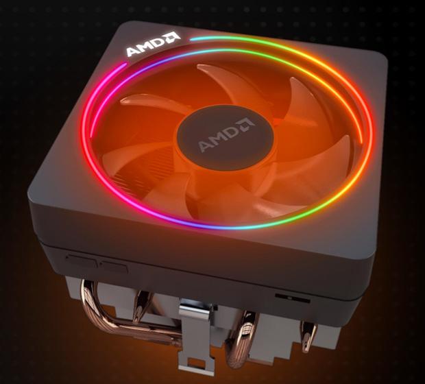 Ventirad Wraith Prism d'AMD