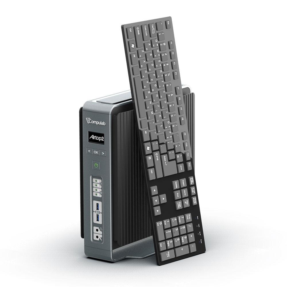 Mini-PC Barbone Airtop2 de Compulab