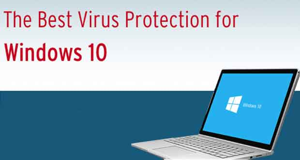 The Best Virus Protection for Windows 10 – AV-Test