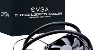 Watercooling EVGA CLC 120 CL11