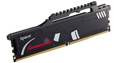 Mémoire vive DDR4 Commando d'Apacer.