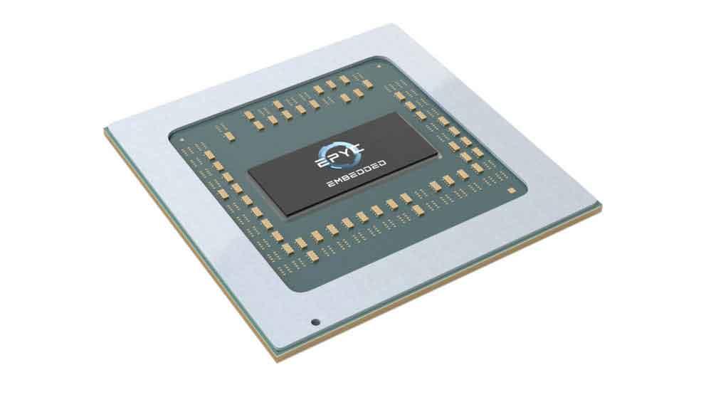 Processeur AMD EPYC Embedded 3000 series