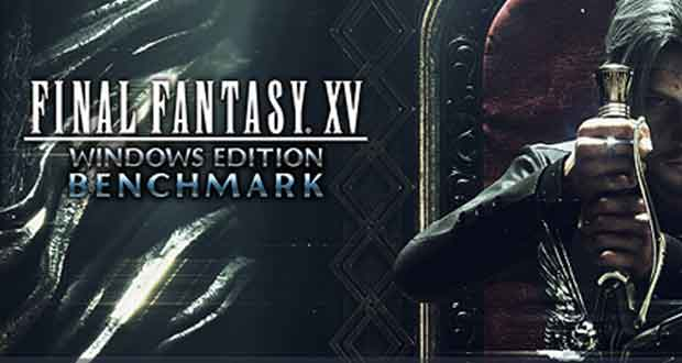Final Fantasy XV Official Benchmark