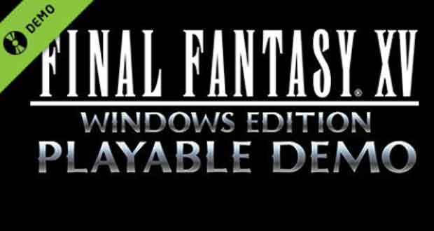 Final Fantasy XV Windows Edition, la démo jouable