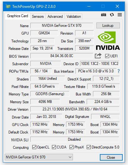 GPU-Z v2.8