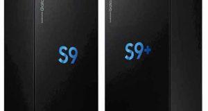 Les Galaxy S9 et S9+ de Samsung