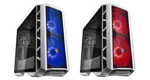 MasterCase H500P Mesh White de Cooler Master