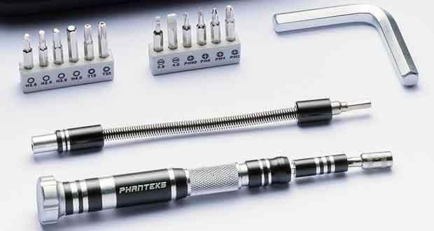 Trousse à outils PH-TKT de Phanteks