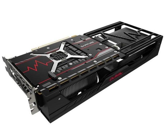 Pulse Radeon RX Vega 56 de Sapphire