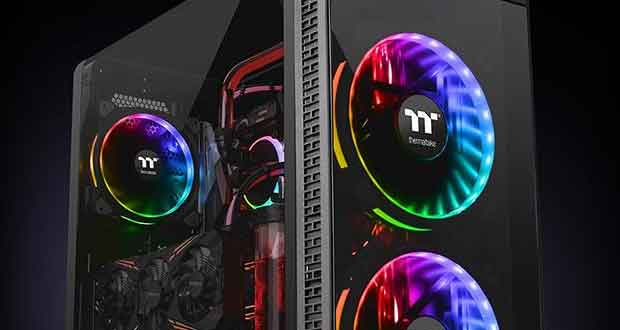 Ventilateur Riing Plus 20 RGB TT Premium Edition de Thermaltake