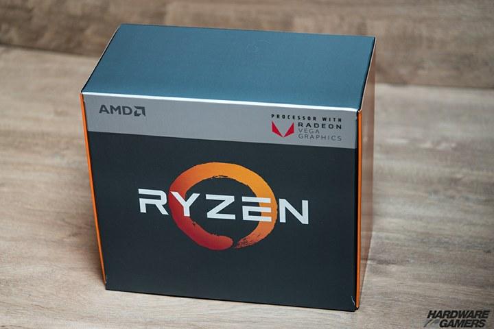 APU Ryzen Raven Ridge - Source Hardware 4 Gamers