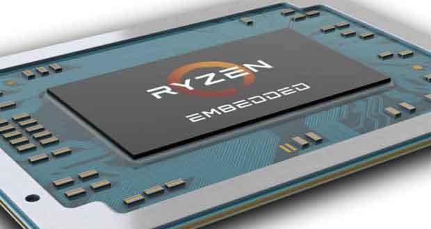Processeur AMD Ryzen Embedded V1000 series