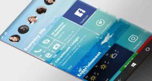 Surface Phone - Rendu