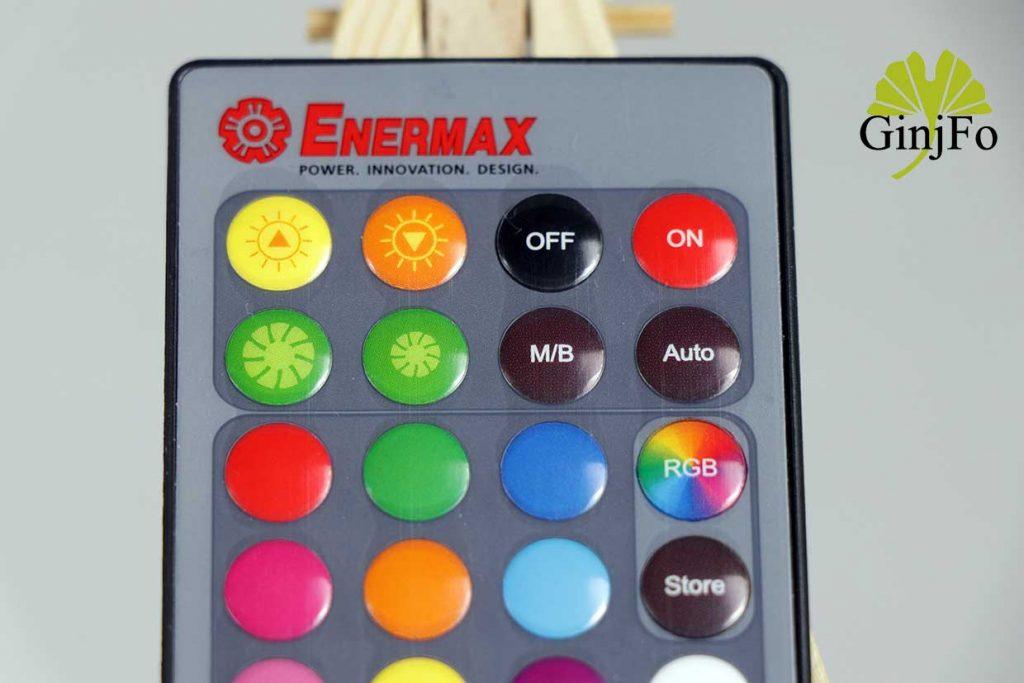 Ventilateur T.B.RGB d'Enermax