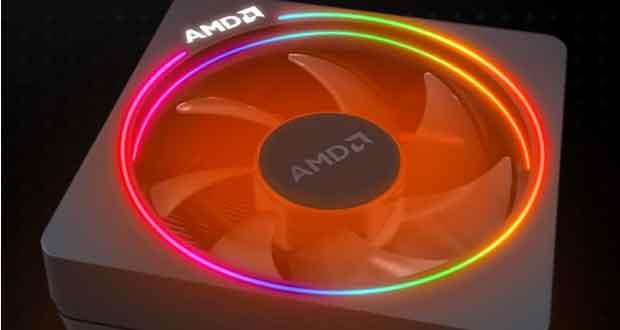 Wraith Prism d'AMD