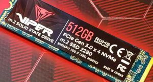 SSD Viper M.2 de Patriot