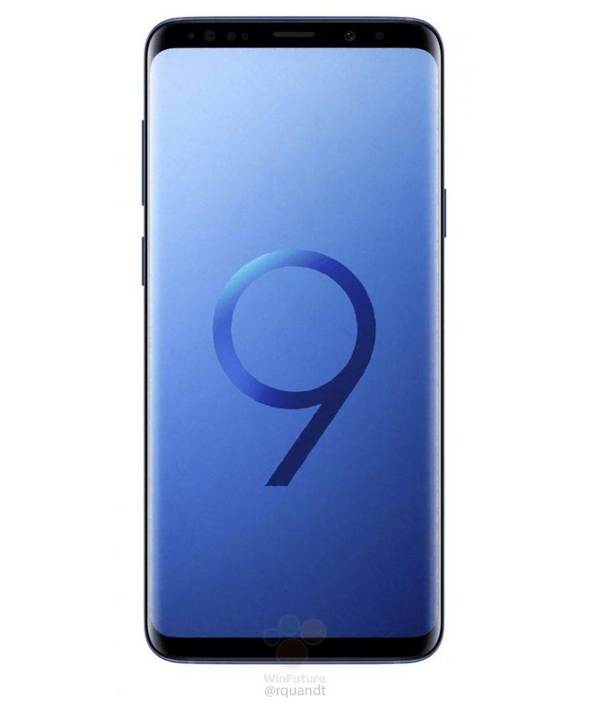 Galaxy S9 et Galaxy S9 Plus de Samsung