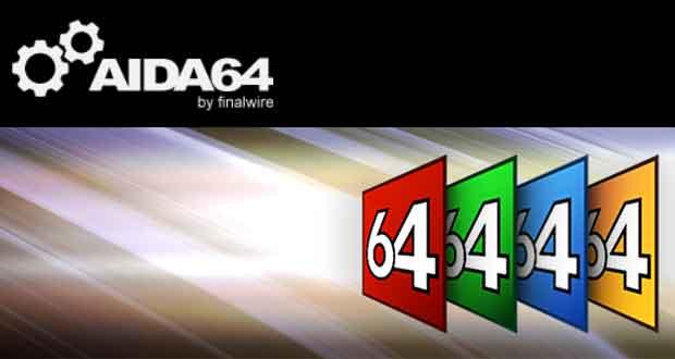Utilitaires AIDA64