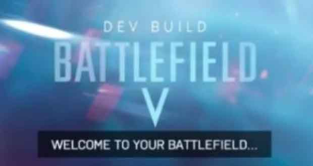 Battlefield V - DEV BUILD