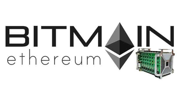 Bitmain Ethereum