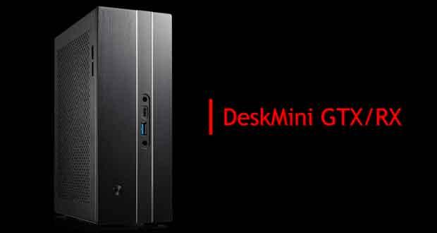 DeskMini GTX/RX d'ASRock