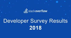 Developer Survey Results 2018