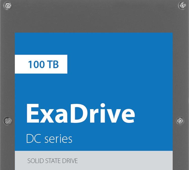Nimbus Data présente le premier SSD 100 To au monde