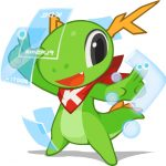 KDE's Plasma Workspaces Konqi mascot by Tyson Tan