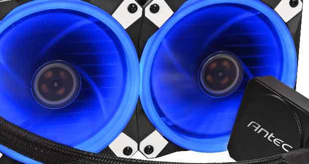 Watercooling AIO Kühler K240 d'Antec