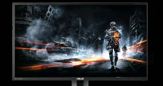 Moniteur gaming MG248QE d'Asus