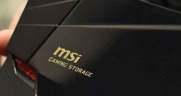 MSI Gaming Storage