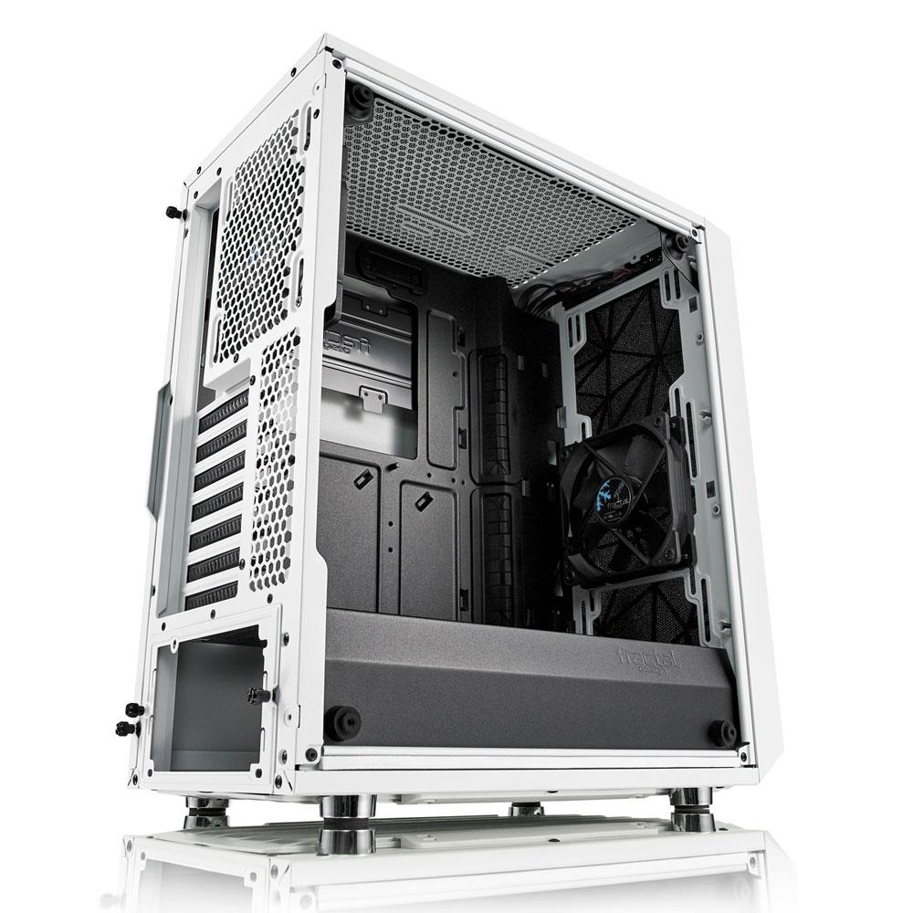 Meshify C White – TG de Fractal Design