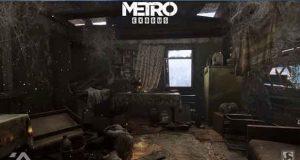 Metro Exodus de 4A Games et édité par Deep Silver