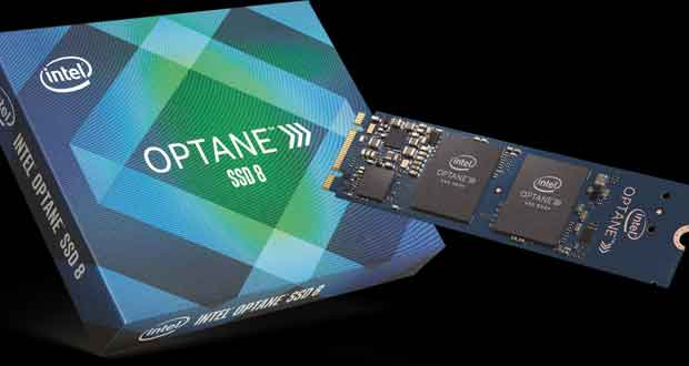 Optane 800P d'Intel