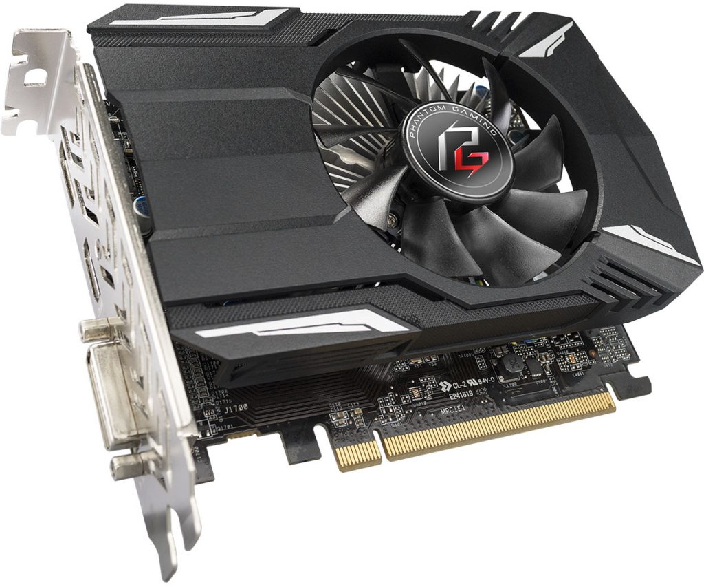 Phantom Gaming Radeon RX550 2G