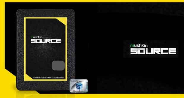SSD Mushkin Source series