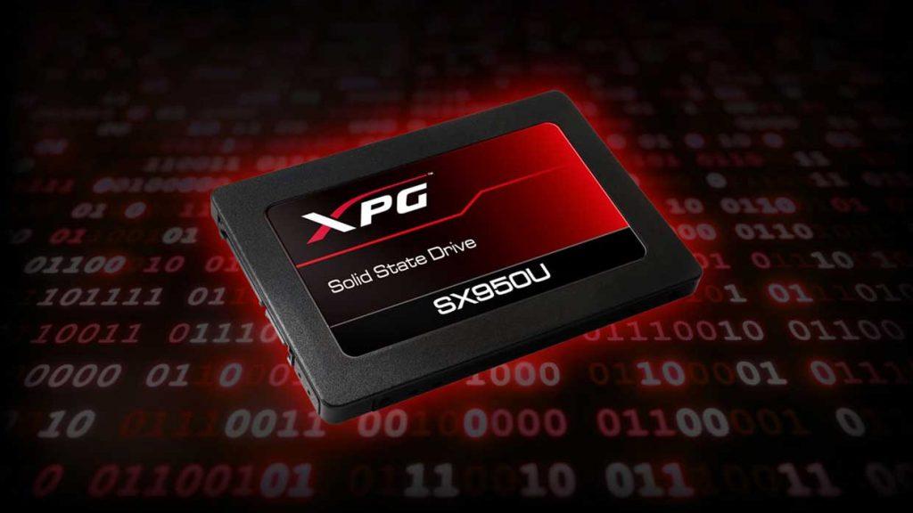 XPG SX950U d'ADATA