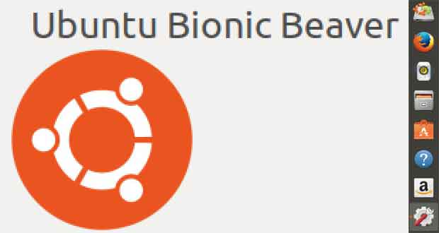 distribution Linux Ubuntu 18.04 LTS (Bionic Beaver)