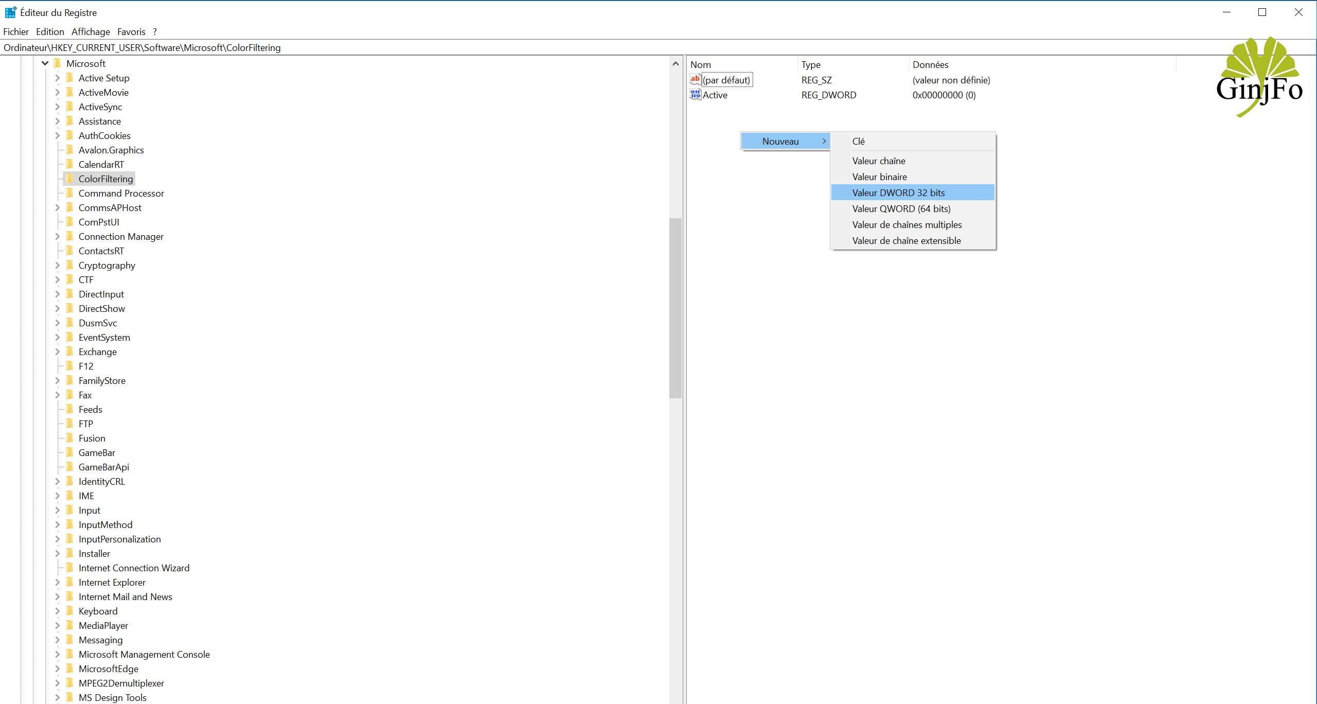 Pour verrouiller son clavier sous Windows, nous allons utiliser une petite application qui s'appelle Créez un raccourci pour KeyboardLocker.exe que vous pourrez placer sur votre bureau ou dans Windows 10 permet de configurer une empreinte digitale ou la reconnaissance faciale comme moyen...