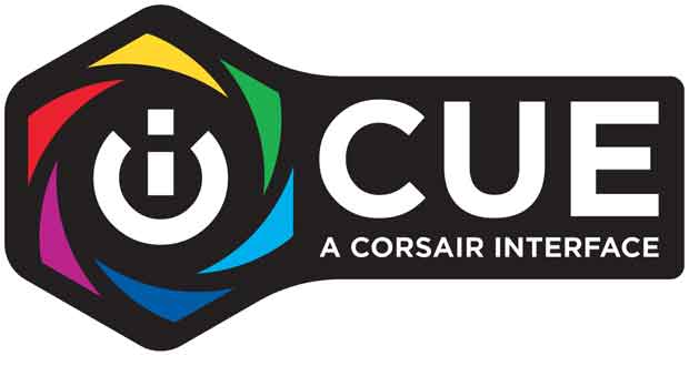 Application iCUE de Corsair