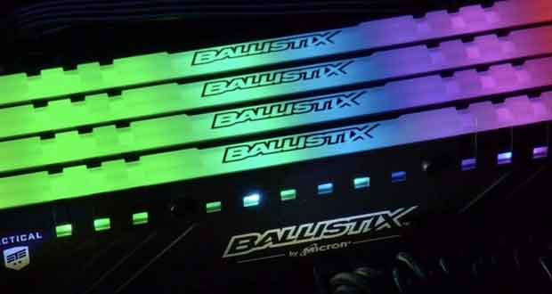 Ballistix Tactical Tracer RGB