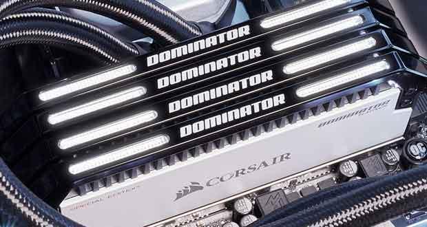DDR4 Dominator Platinum Special Edition CONTRAST de Corsair