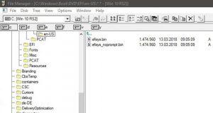 Windows File Manager (WinFile) de Microsoft
